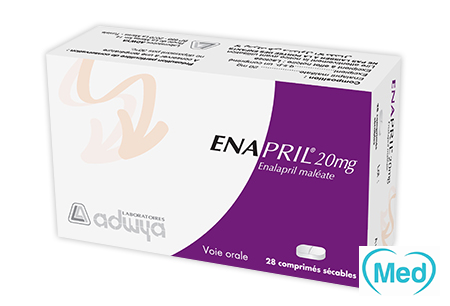 How fast does enalapril work for dogs diarrhea