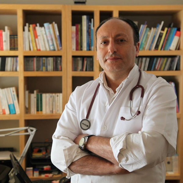 Dr Zoubeir CHATER - Dietitian
