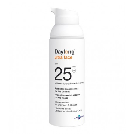 DAYLONG ULTRA FACE SPF25  - 50 ml