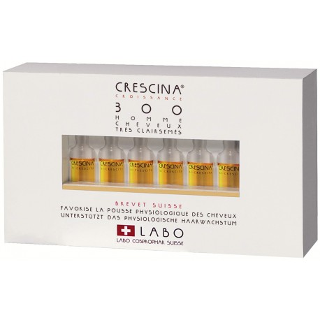 Repousse Cheveux CRESCINA  RE-GROWTH 300 HOMME