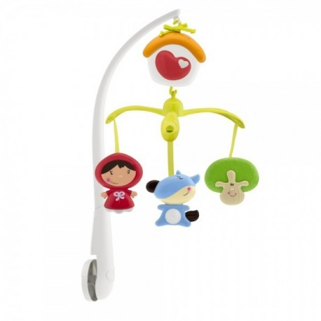 MOBILE PETIT CHAPERON ROUGE CHICCO 0M+