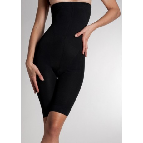 Panty puch up amincissante taille haute