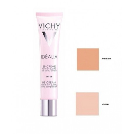 Vichy Idealia BB Cream  Spf25 40ml