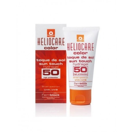 Heliocare Hydragel SPF 50 Sun Touch 50ML