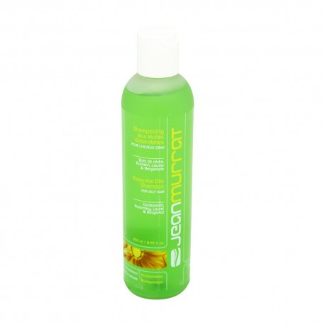 Shampooing huiles essentielles cheveux gras - 250ml