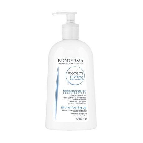 ATODERM INTENSIVE Gel Moussant, 500ml