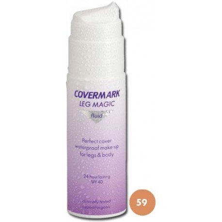 Leg Magic Maquillage Camouflage jambes et corps n°59, 75ml