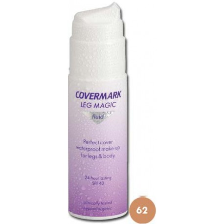 Leg Magic Maquillage Camouflage jambes et corps n°62, 75ml