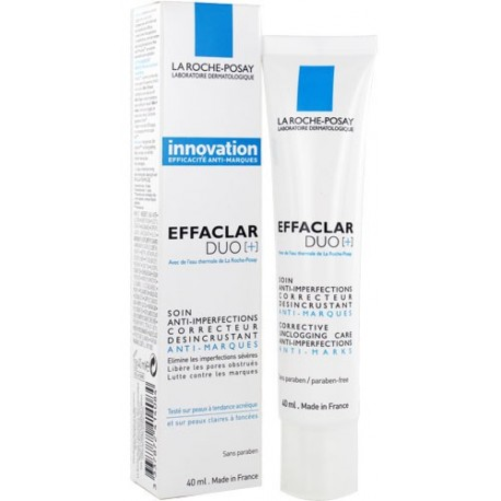 EFFACLAR DUO + Soin Anti-Imperfections, 40ml