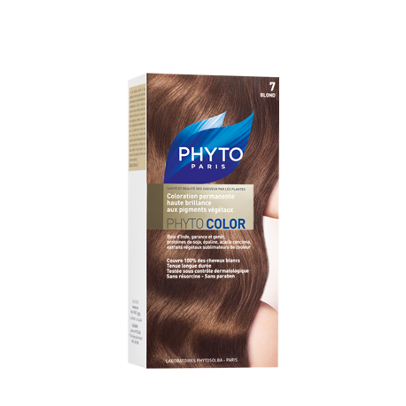 Phytocolor, Couleur Soin 7 Blond - 1 kit