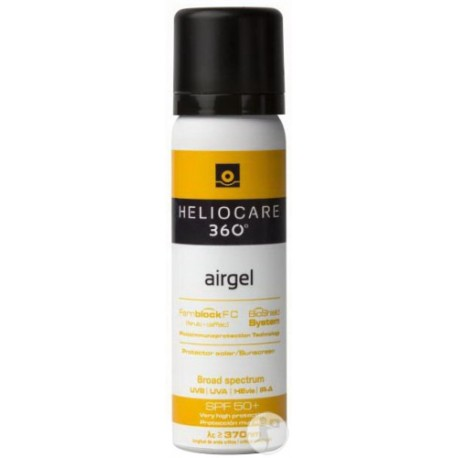 HELIOCARE 360° Airgel IP50+, 60ml