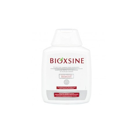 Bioxsine shampooing cheveux normaux/secs, 300ml