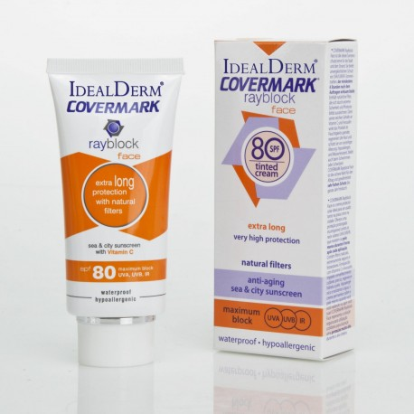 COVERMARK Rayblock Face Invisible SPF80, 50ml