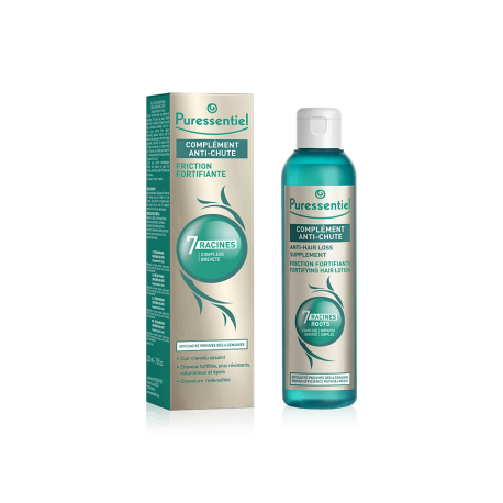 PURESSENTIEL COMPLÉMENT ANTI-CHUTE FRICTION FORTIFIANTE, 200ml