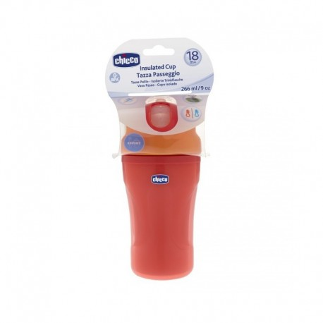 CHICCO TASSE INSULATED 18M+ RED