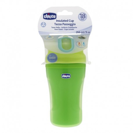 CHICCO TASSE INSULATED 18M+ GREEN