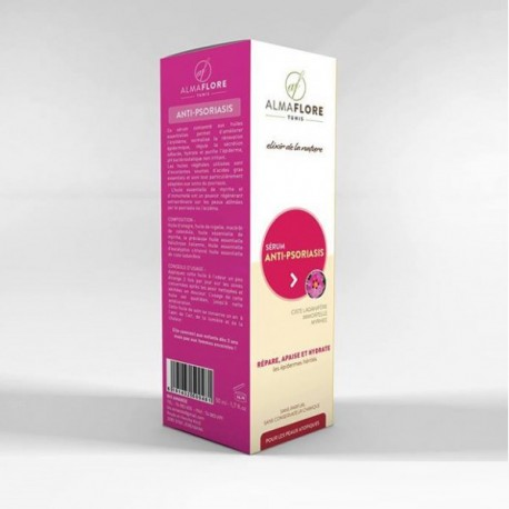 ALMAFLORE Sérum anti psoriasis 30ML