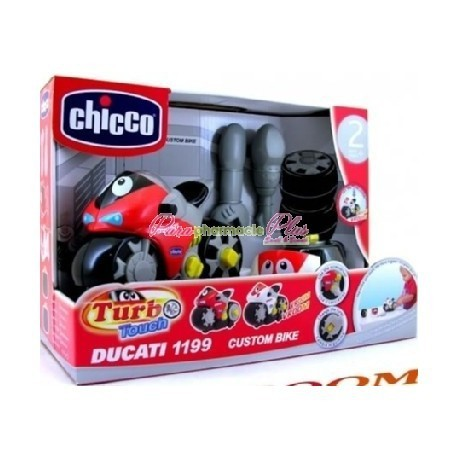 CHIC.MOTO TOUCH DUCATI 2ANS