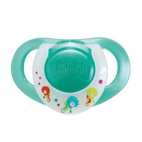 CHICCO SUCETTE PHYSIORING LUMINEUSE SIL 4