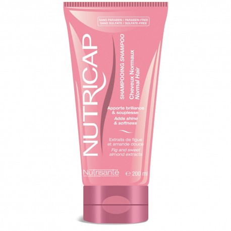 Nutricap Shampooing Cheveux Normaux 200 ML