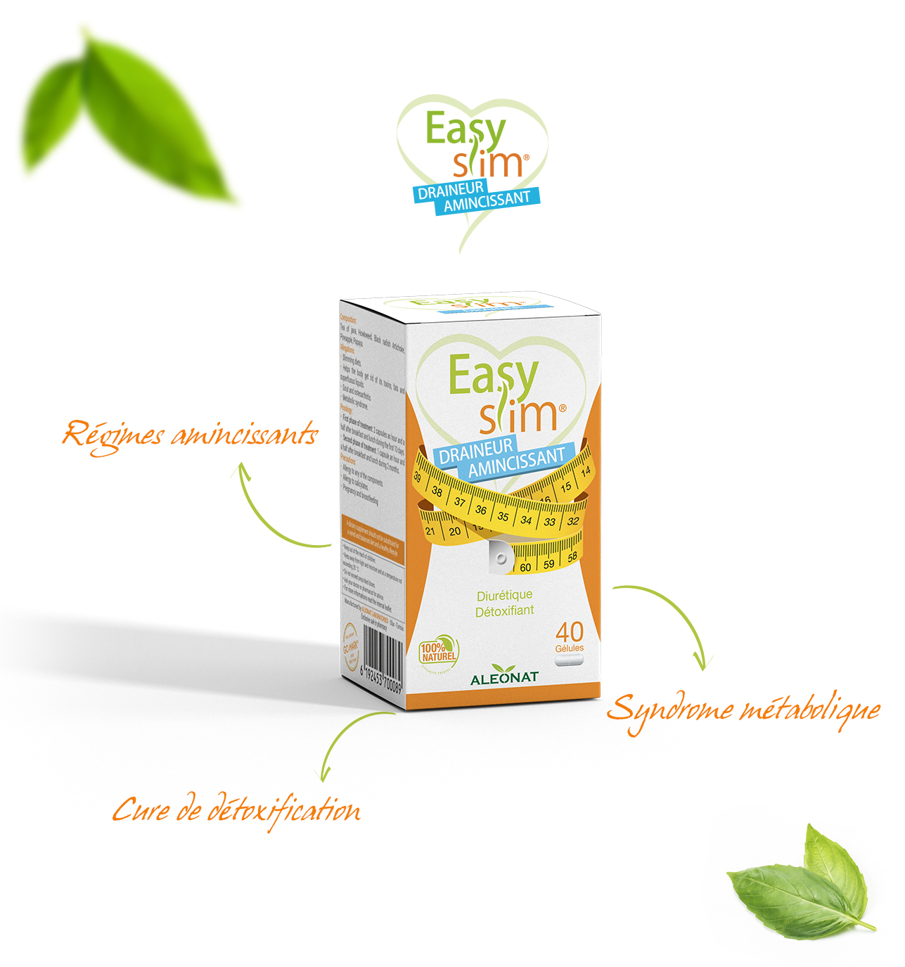 EASY SLIM DRAINEUR
